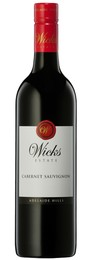 Wicks Estate Cabernet Sauvignon 2015