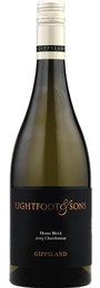 Lightfoot and Sons Home Block Gippsland Chardonnay 2015