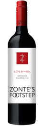 Zontes Footstep Love Symbol Grenache 2016
