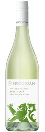 McGuigan Bin 9000 Hunter Valley Semillon 2017