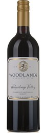 Woodlands Wilyabrup Valley Cabernet Merlot 2015