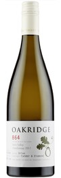 Oakridge Over The Shoulder Yarra Chardonnay 2015