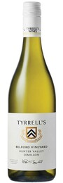 Tyrrells Belford Single Vineyard Semillon 2012