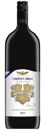 Wolf Blass Founders Collection Cabernet Sauvignon Shiraz 2012 1500ml