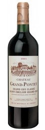 Grand Pontet 2015 - En-Primeur 2018 Delivery