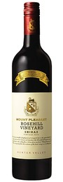 Mount Pleasant Rosehill Vineyard Shiraz 2014
