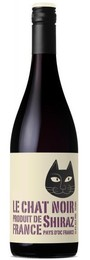 Le Chat Noir Shiraz 2015 (Pyrenees, France)