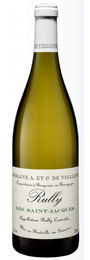 de Villaine Rully Les St. Jacques Blanc 2007