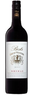 Bests Bin 0 Great Western Shiraz 2013