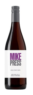 Mike Press Adelaide Hills Pinot Noir 2015