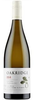 Oakridge Over The Shoulder Yarra Chardonnay 2016