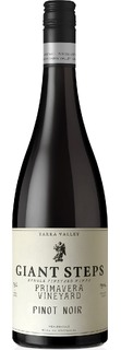 Giant Steps Primavera Vineyard Pinot Noir 2015