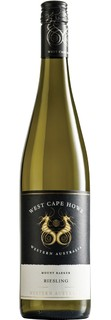 West Cape Howe Mount Barker Riesling 2016