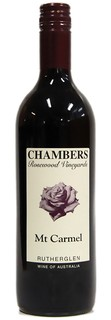 Chambers Mt.Carmel Liqueur Port 750ml