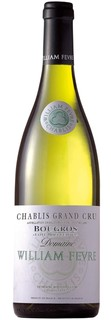 William Fevre Chablis Grand Cru Bougros Cote de Bouguerots 2012