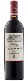 Le Grand Verdus Generation Bordeaux Superieur AOC 2015