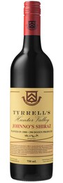 Tyrrells Johnnos Hunter Valley Shiraz 2018