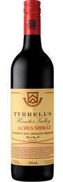 Tyrrells 8 Acres Hunter Valley Shiraz 2018